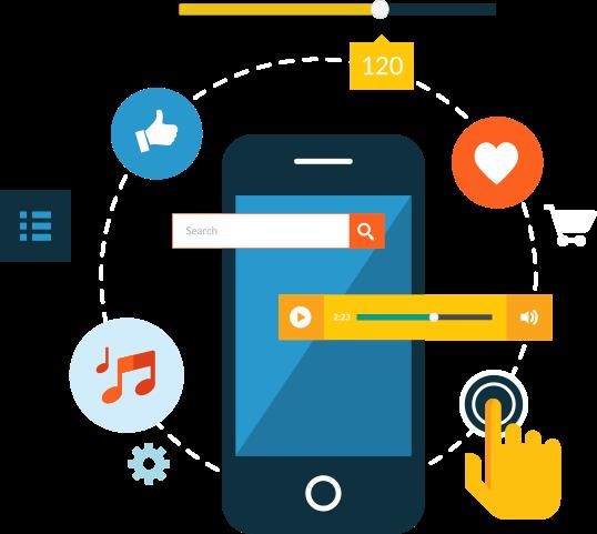 برمجة تطبيقات الهواتف الذكية